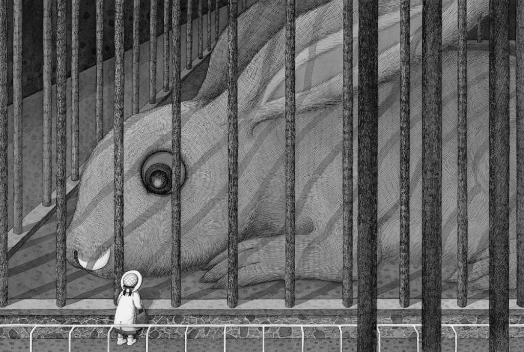 療癒!給大人看的繪本-幾米台灣首次個展延期 快樂的背後就是落淚的地方