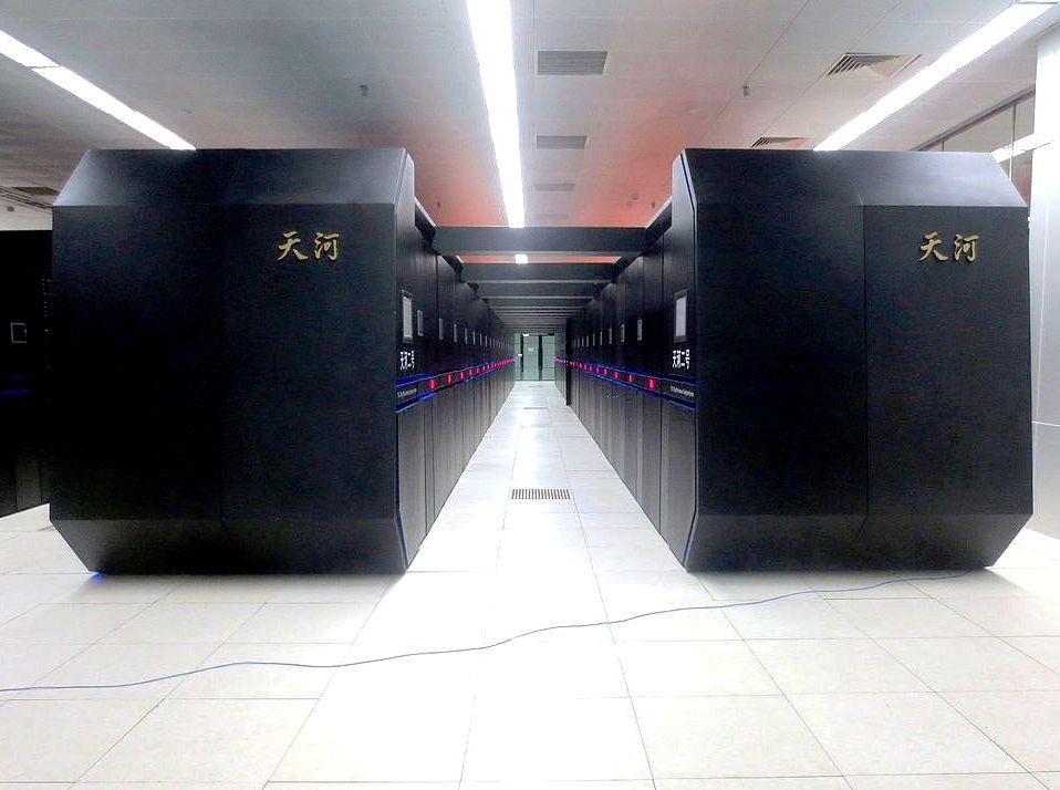 Tianhe-2.