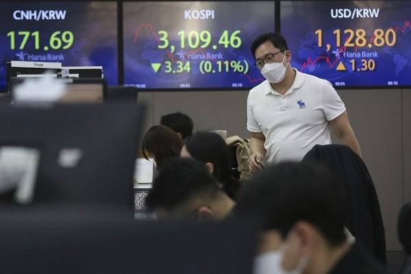 Asia shares loiter as S&P futures climb fresh peak