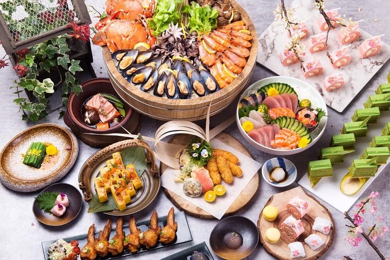 礁溪寒沐酒店 MU TABLE 即日起至5/31「春日花見」日本美食節