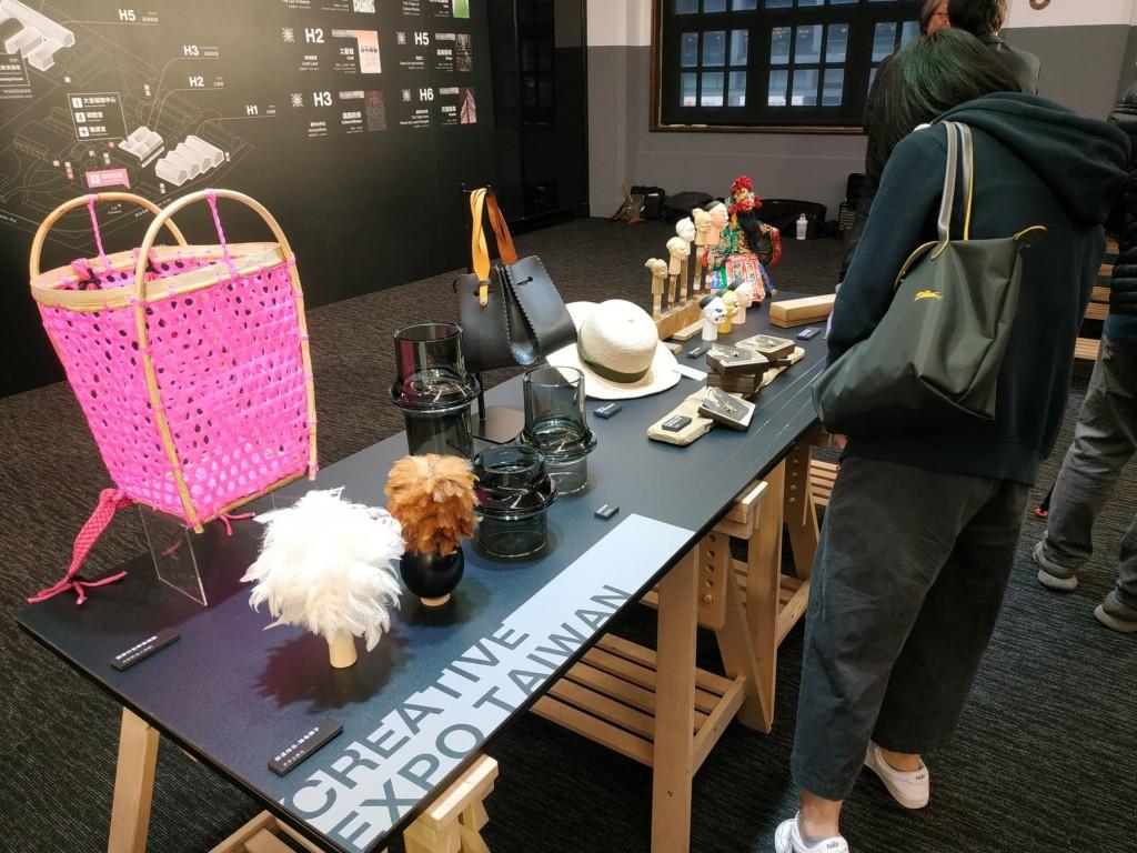 2021文博會將於4月16日登場,8日展前記者會搶先曝光展品(圖/Taiwan News_Lyla Liu)