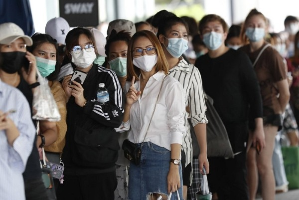 Thailand has confirmed its first local cases of the coronavirus variant first detected in the U.K., raising the likelihood that it is facing a new wav...