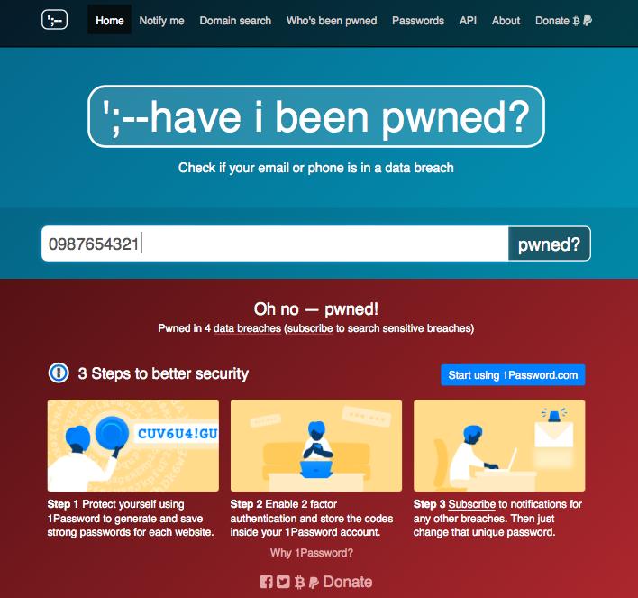 你也是臉書個資遭外洩73萬台灣人之一嗎?這個線上檢驗工具3秒揭曉!