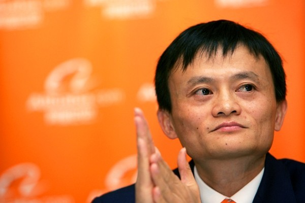 Jack Ma,founder of Chinese e-commerce giant Alibaba (Facebook photo)