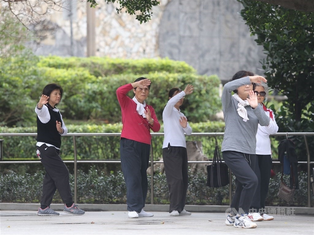 Playing music in parks will not be an intellectual property rights issue any more. (CNA photo)