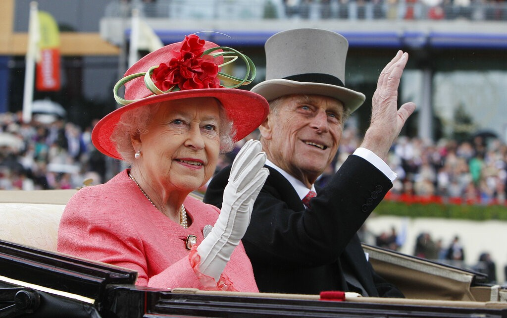 【快訊】英國女王夫婿: 菲利普親王病逝溫莎堡•享壽99歲 伊莉莎白二世暫停公務8天