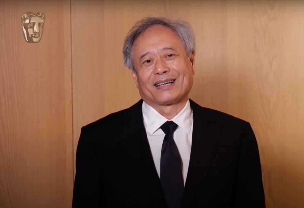 台灣導演李安獲第74屆英國影藝學院電影獎終生成就獎。(圖片翻攝自YouTube)
