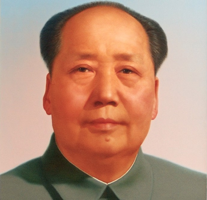 Former chairman of the Chinese Communist Party Mao Zedong. (Flickr, Richard Fisher photo)