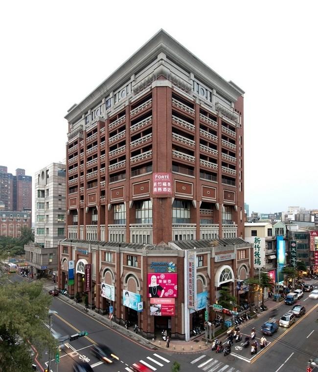 新竹福泰商務飯店  美梅走花路 - 鐵馬自在行