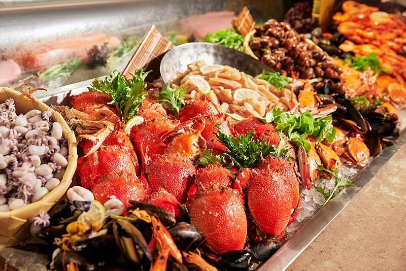 香格里拉台南遠東飯店 全方位餐飲寵愛媽咪