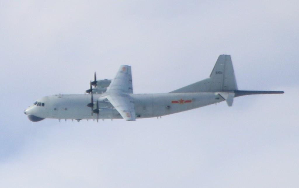 25 Chinese military aircraft intrude into Taiwan's ADIZ
