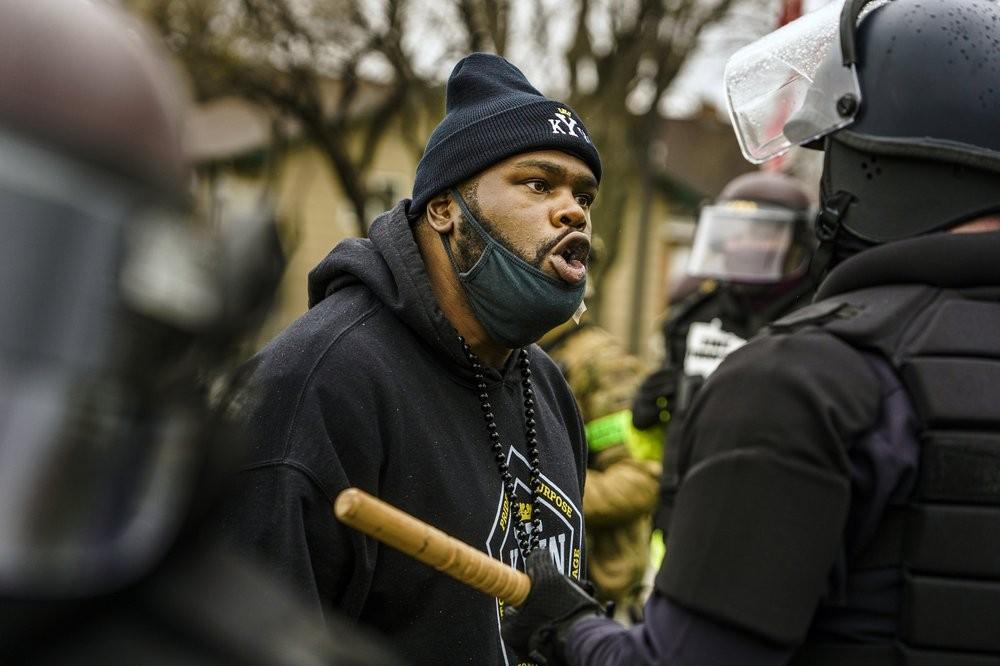 美國明州非裔男子遭誤殺 警用錯手槍釀意外引民暴動
