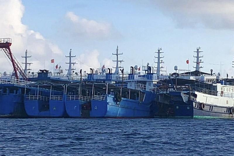 【小藍人部隊】不承認的兵力 中國藉海上民兵擴張南海勢力