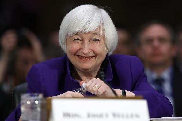 U.S. Treasury Secretary Janet Yellen (Getty Images)