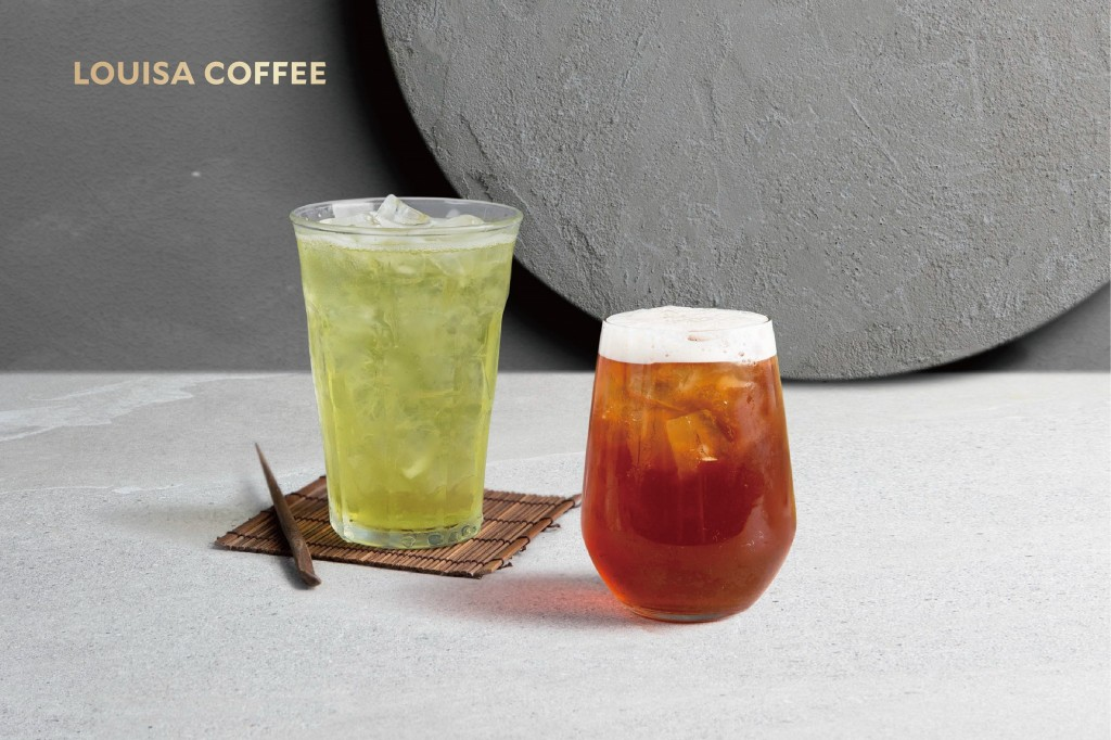 路易莎京都醇茶涼賞季開跑 日本冠軍茶匠監製 100%宇治進口大臣賞煎、焙茶
