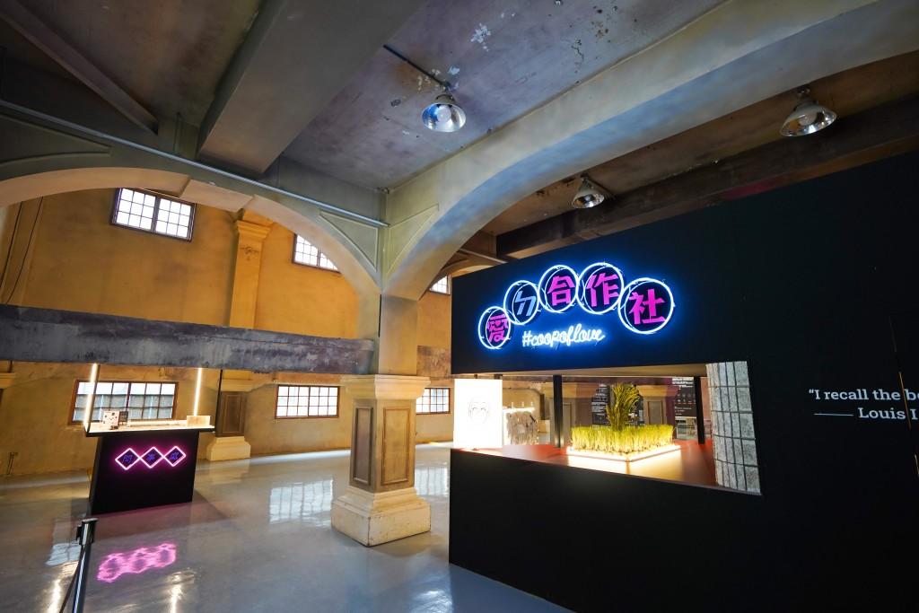 搶先看!台灣文博會點盞光明燈照亮信仰初心 專屬「小吃部」愛的合作社品酒吃美食