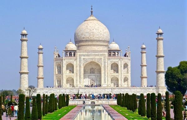 Taj Mahalin Agra, India (Pixabay photo)