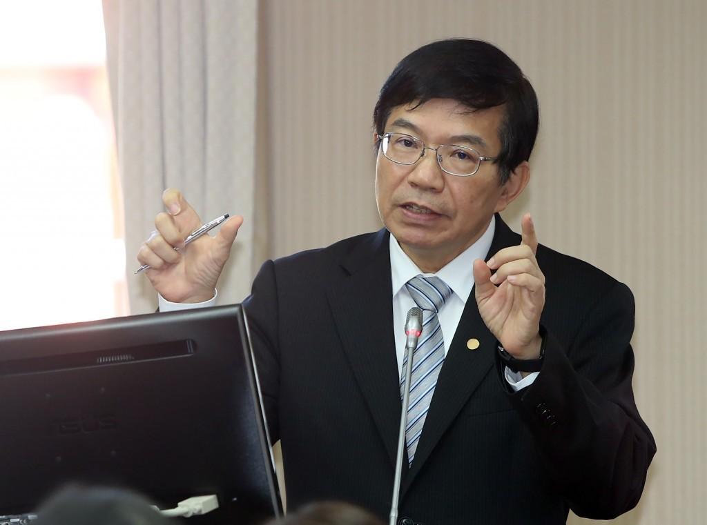 【快訊】行政院公布最新人事: 王國材升任交通部長•胡湘麟接次長