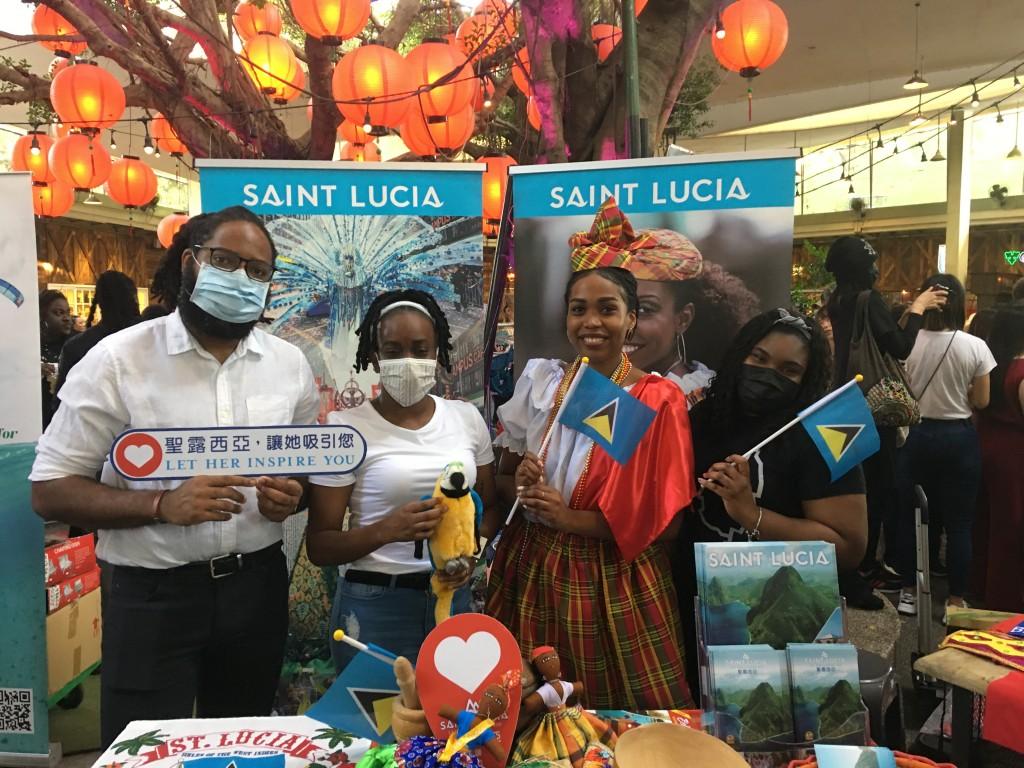 Cultural festival showcases Caribbean and Latin American delicacies, performing arts