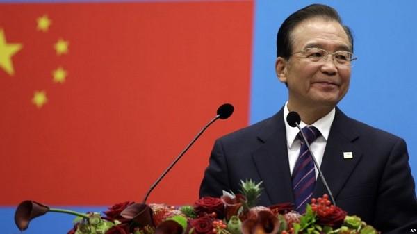 FormerChinese Premier Wen Jiabao