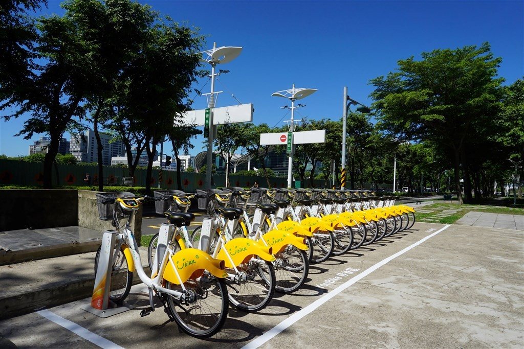 Taichung plans to add 1,000 YouBike 2.0 stations to the 329 iBike 1.0 already in existence