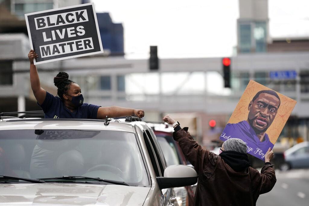 【人權勝利】美國非裔男子佛洛伊德遭壓頸致死案 陪審團裁決白人警官謀殺罪成立!