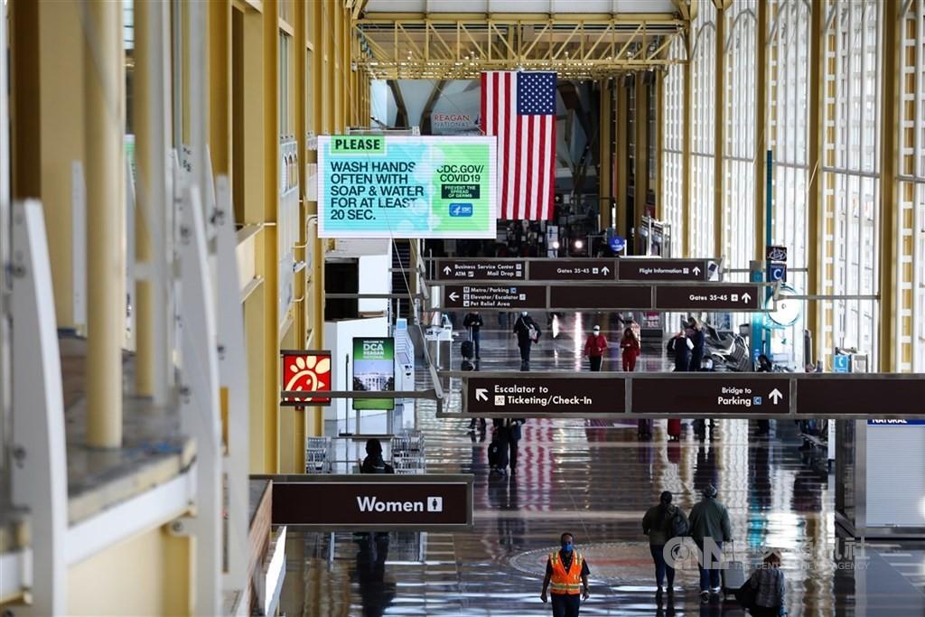 美國國務院將至少116個國家和地區的旅行警示升至最高級別「第4級:請勿前往」,台灣也從最安全的第1級升至第3級。