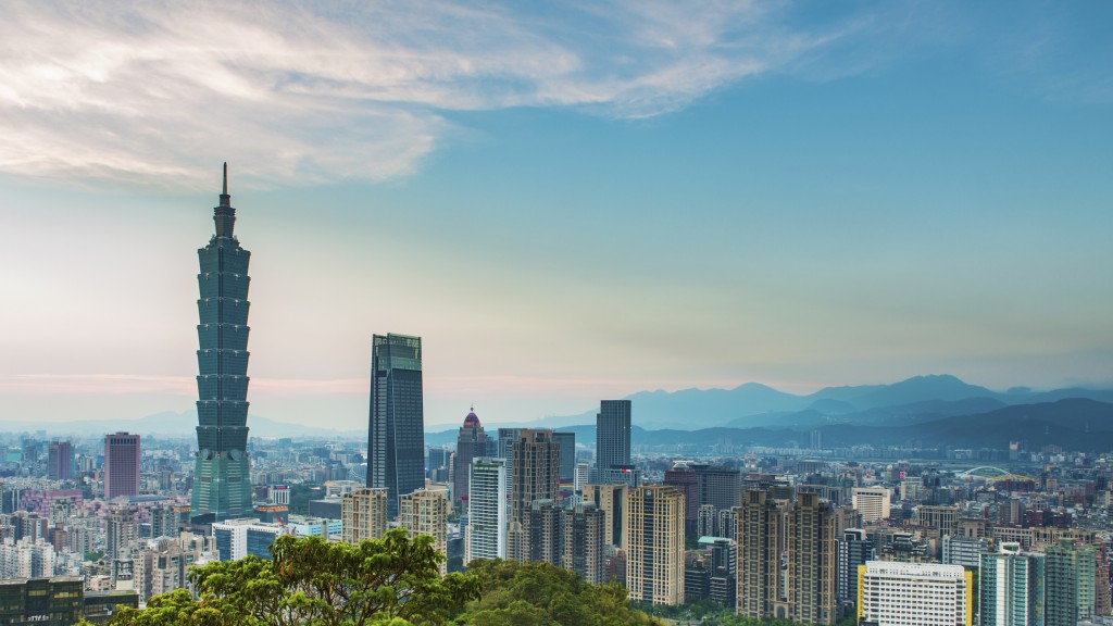 Taipei City (GettyImage photo)