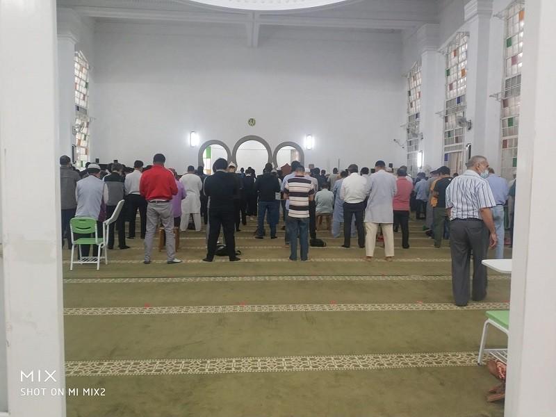圖/台北清真寺官方臉書