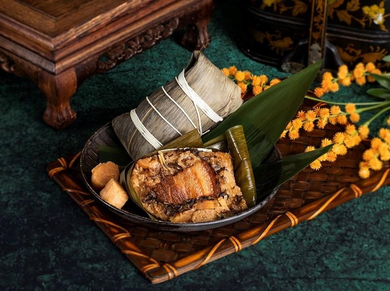 香格里拉台北遠東國際大飯店 端節美粽有型有款