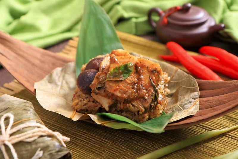 台北老爺風情萬粽 異國風味粽帶賓客用味蕾遨遊各國