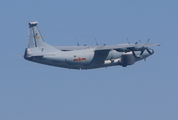 Taiwan catches PLA plane trying to sneak below radar at only 30 meters