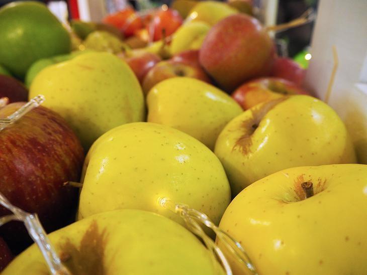 Fresh batch of apples (Eurofresh Distribution photo)