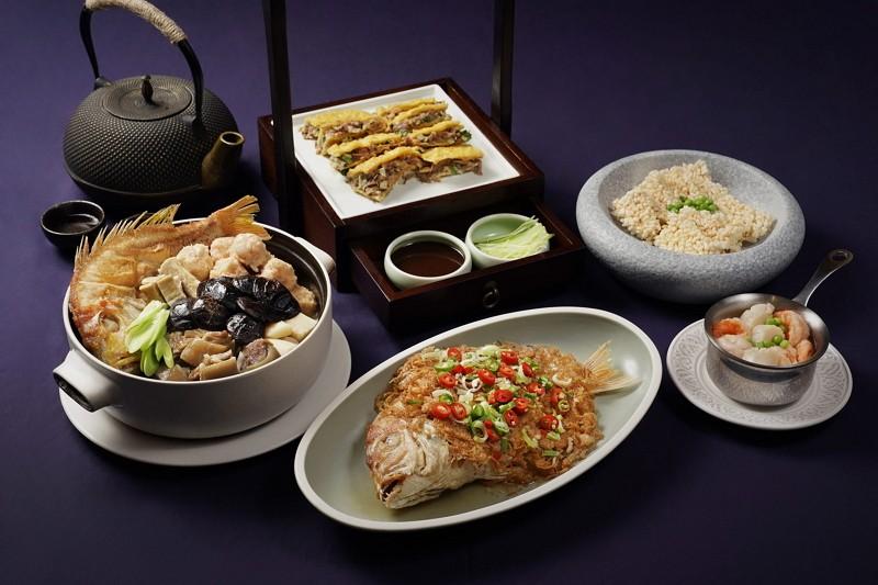 臘盡春回薈心品  「THE上海」復刻上海夜宴