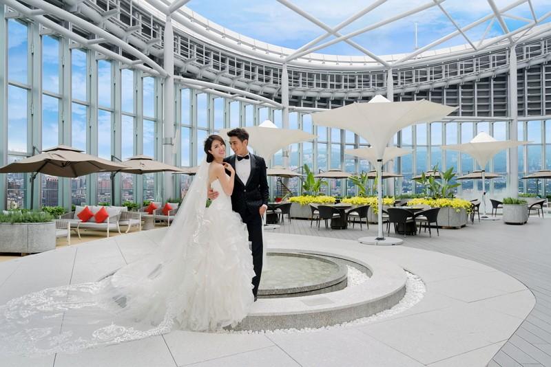 新北地標婚宴殿堂─Mega 50宴會廳