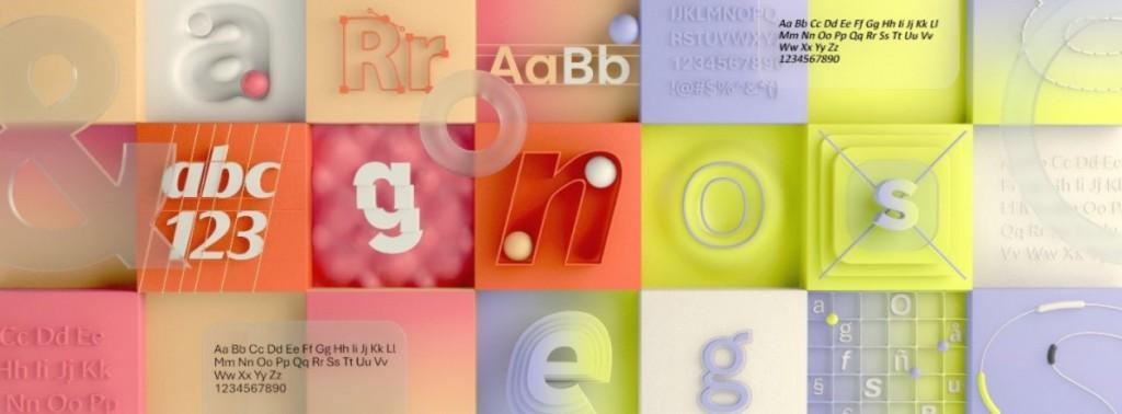 微軟將替換掉預設英文字體Calibri,提供5款新字體讓用戶票選。(圖/微軟官網)
