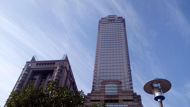 Shin Kong Life Tower.