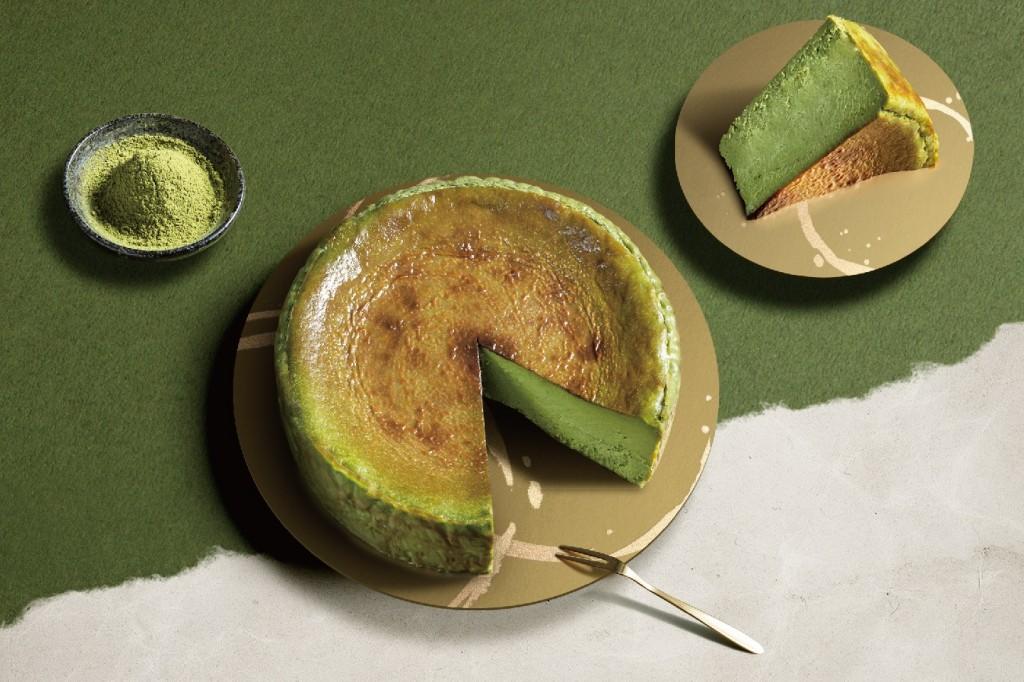 路易莎母親節快閃限量優惠 4/30起預購高人氣《金天閣濃い抹茶巴斯克乳酪》暖馨價425元!