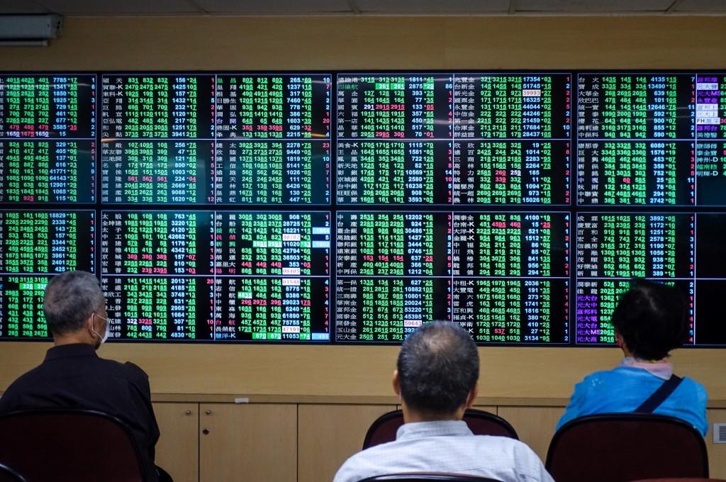 Investors watching the Taiex stumble Tuesday