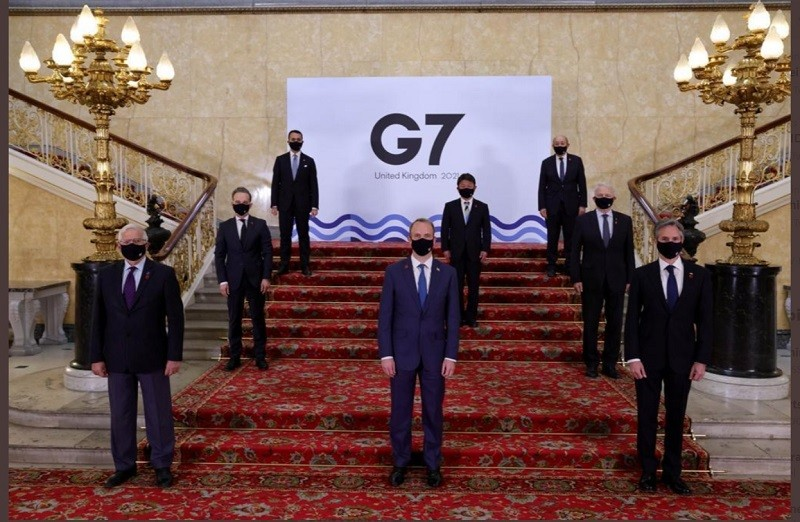 【更新】G7外長倫敦公報首度列入台灣•挺台參與WHO與WHA 我外交部:意義重大