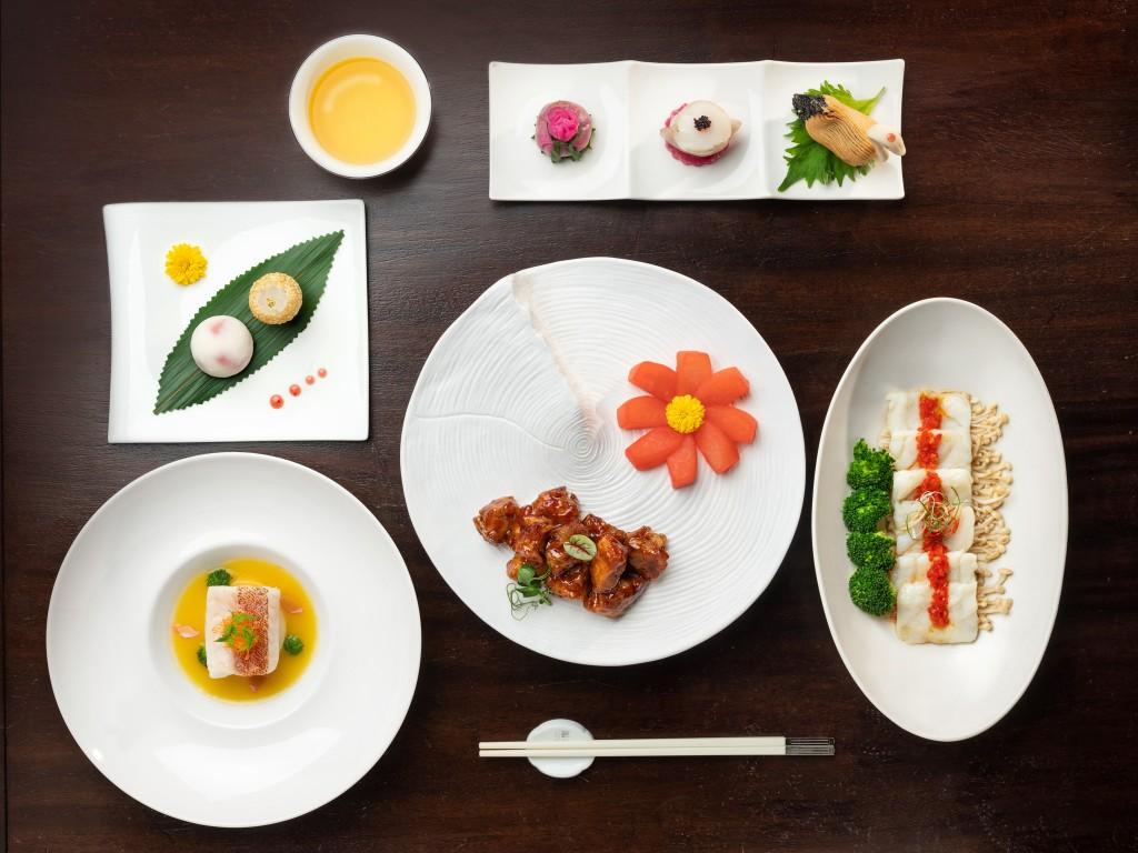 A delightful Epicurean Journeys new chef de cuisine, Cheung Kwok Pong, at Ya Ge at Mandarin Oriental, Taipei