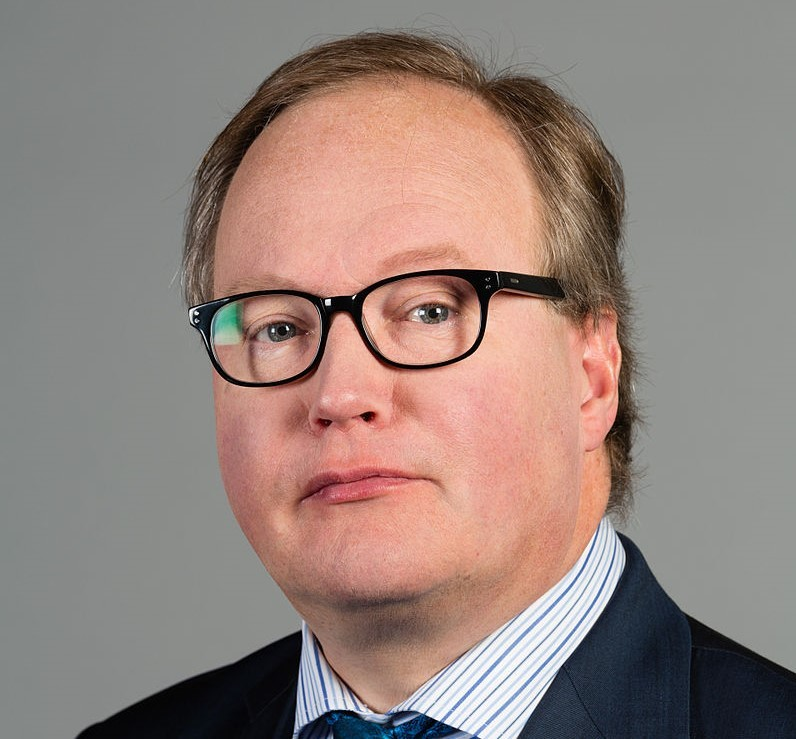 Dutch politician Hans van Baalen