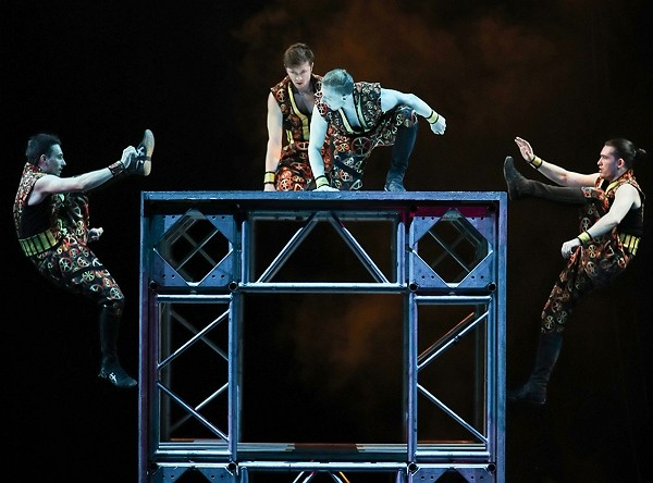 Le Grand Cirque to perform at Taipei Arena May 7-9.