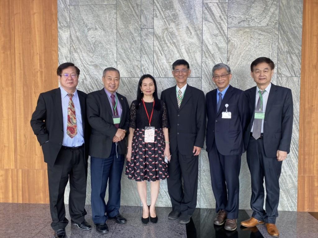 台灣組織庫學會於5月8日成立。(來源:台灣英文新聞/張雅鈞 攝影)