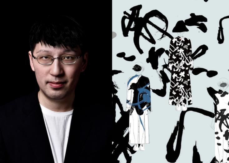 《讀衣》 終章!台灣當代書法家董陽孜「至大無外」心境 潮牌首參展登上外太空打破既有印象