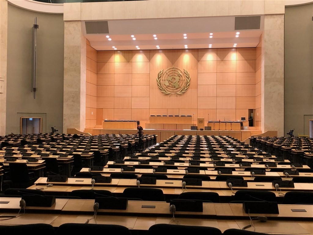 Taiwan condemns China for 'malicious blockade' from WHA