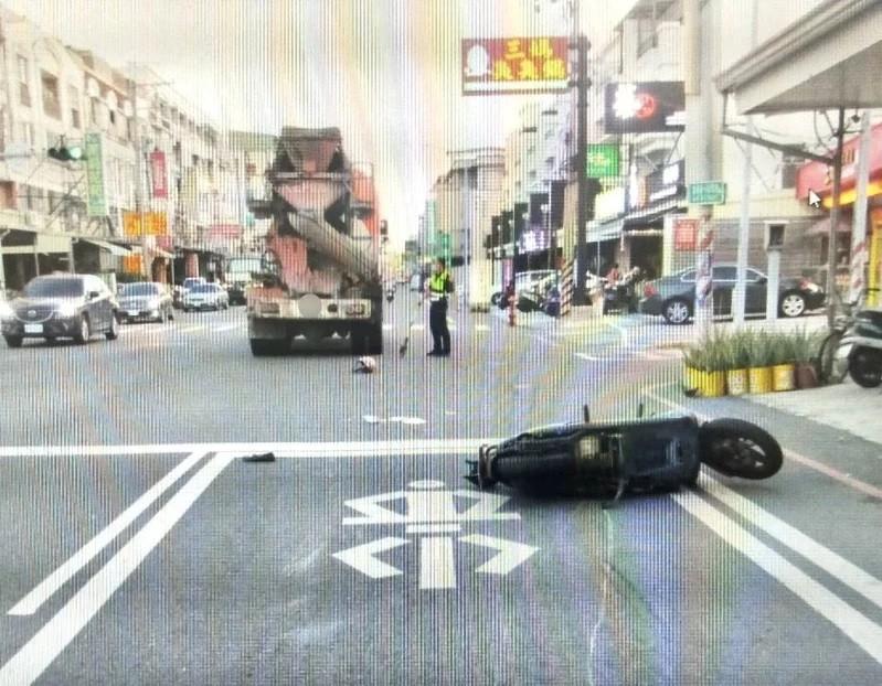 (Tainan Police Department screenshot)