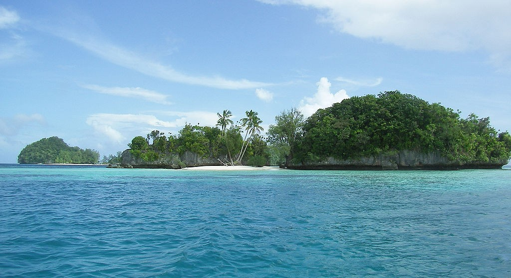 Palau travel bubble to continue, says Ministry of Transportation (Wikicommons, Peter Binter photo)