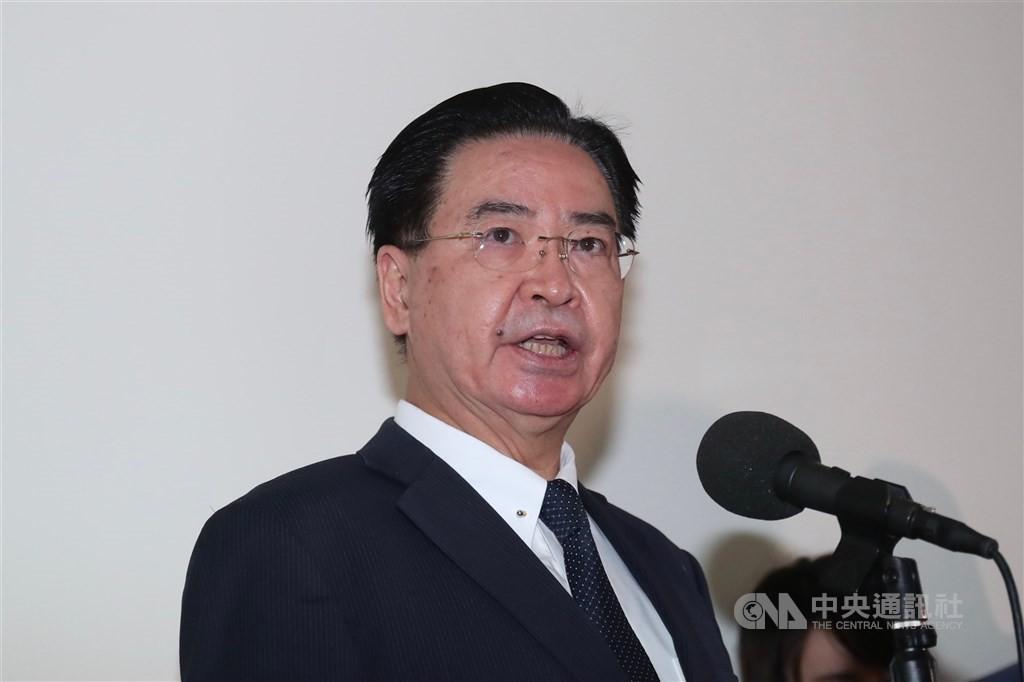 台灣外交部長吳釗燮批中國說無恥謊言 籲WHO做正確決定