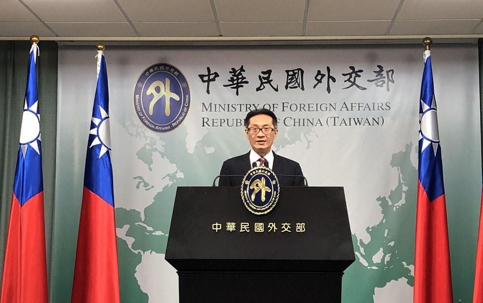 Taiwan envoy to Czech Republic Ke Liang-ruey